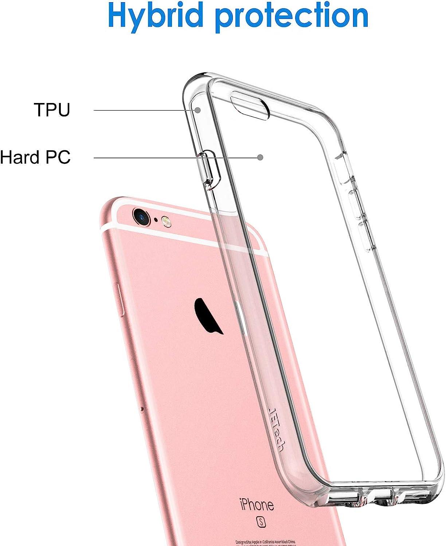 Cloche de vent dans lobscurit/é Premium /él/égant Effet Lumineux TPU Doux Etui de Choc,Noctilucent /Étui Green Glow dans le noir Bumper R/ésistant Anti Choc Anti Rayure Coque iPhone 6 iPhone 6S