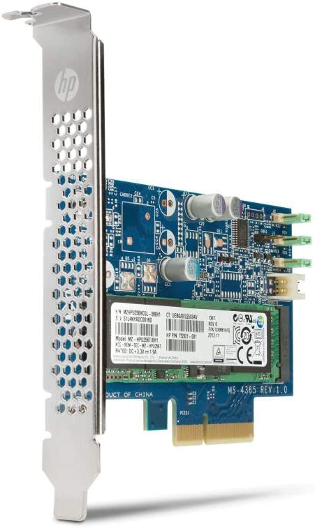 HP SSD Z Turbo Drv G2 PCIe de 1 TB - Disco Duro sólido (1000 GB, M.2, PCI Express, 2500 MB/s): Amazon.es: Informática