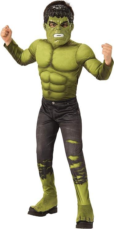 Rubies - Disfraz Oficial de Los Vengadores Endgame Hulk, Talla ...