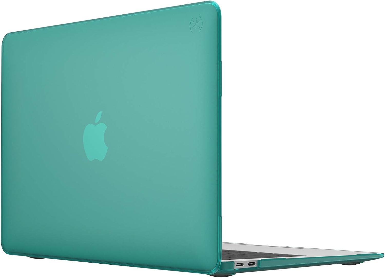 Speck Products SmartShell MacBook Air (2018) 13-inch Case, Calypso Blue Diffuse