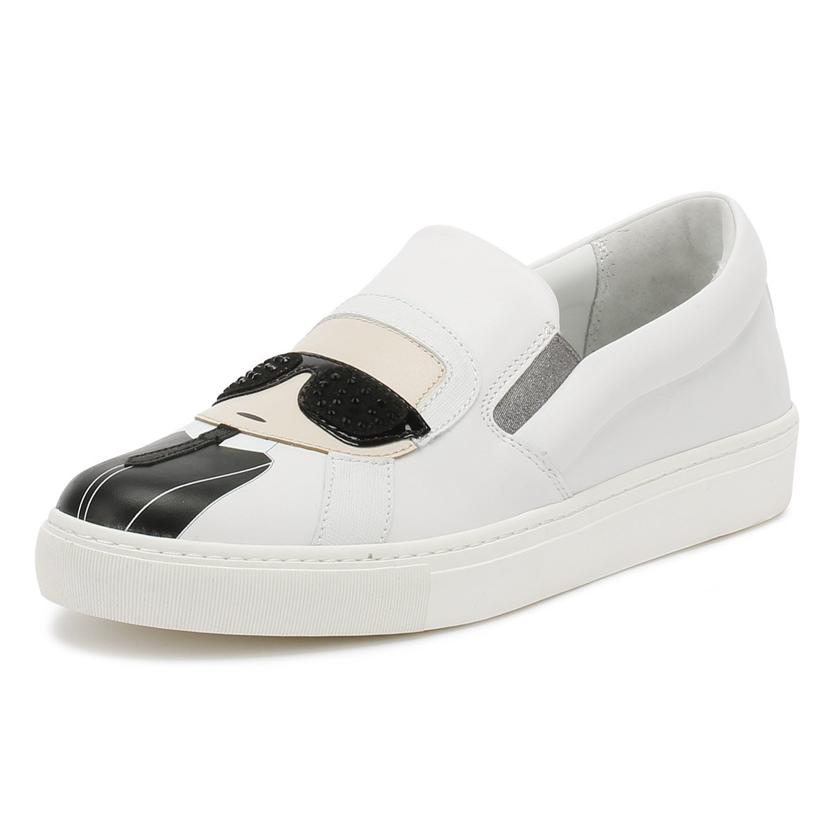 Karl Lagerfeld Sneakers Donna 61001 White