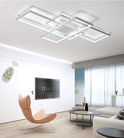Lampade A Sospensione Per Ufficio Prezzi.Plafoniera A Led Soggiorno Dimmerabile Soffitto Lamp Moderno