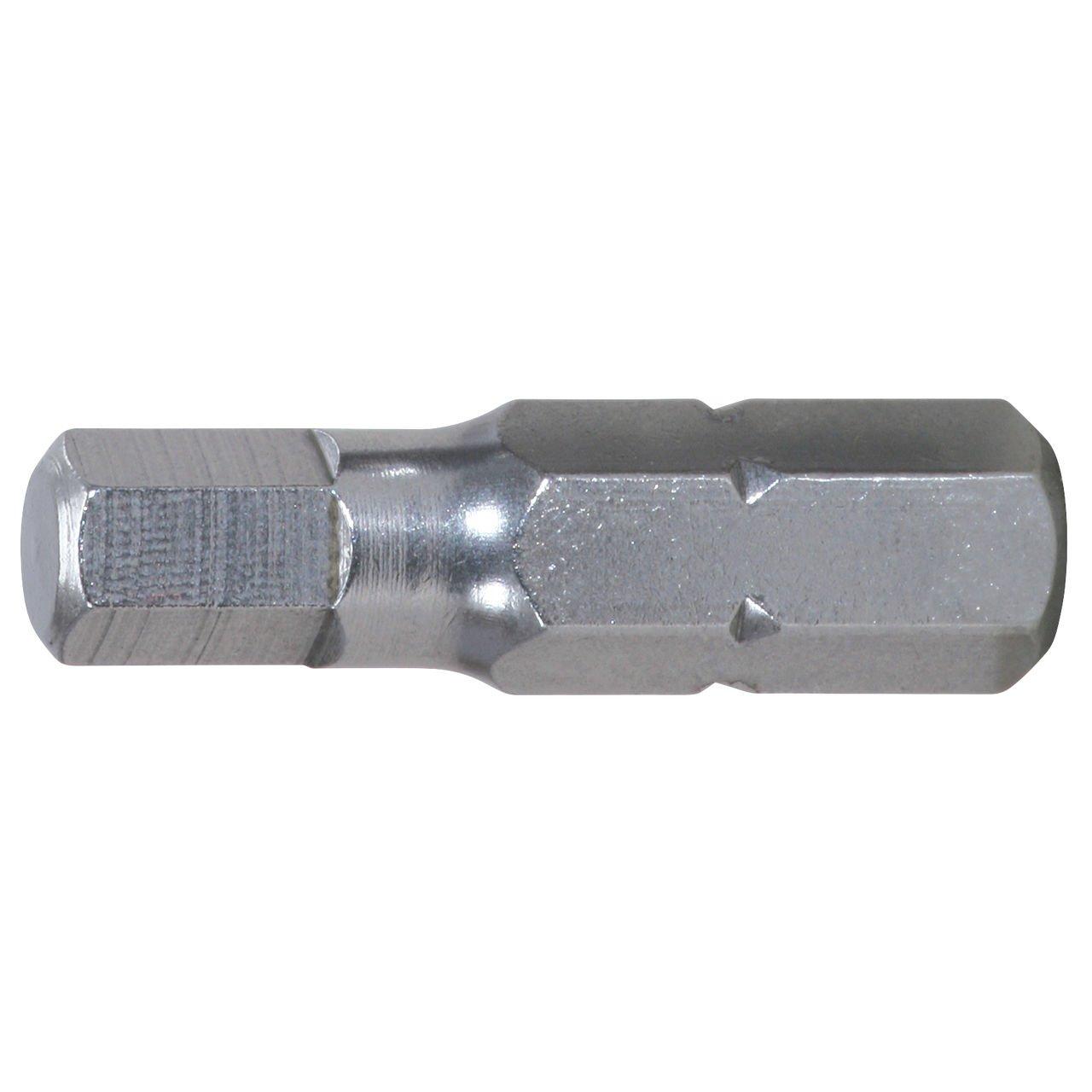 """6mm 25mm KS Tools 1//4/"""" TORSIONpower Bit Innen6kant"""