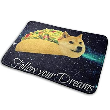 Amazoncom Doge In Taco Chicken Rolls Flying Across The