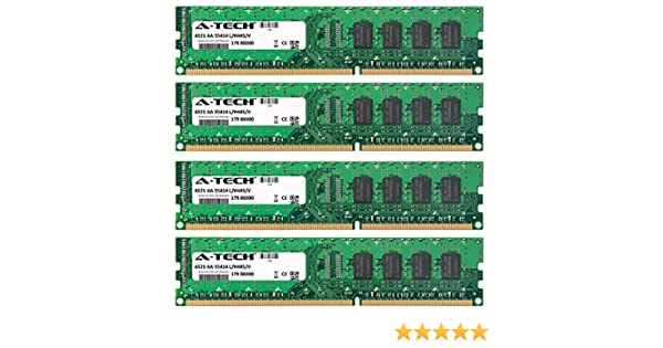 4GB Memory Upgrade for ASUS P6 Motherboard P6X58D-E DDR3 PC3-10600 NON-ECC DIMM RAM PARTS-QUICK BRAND