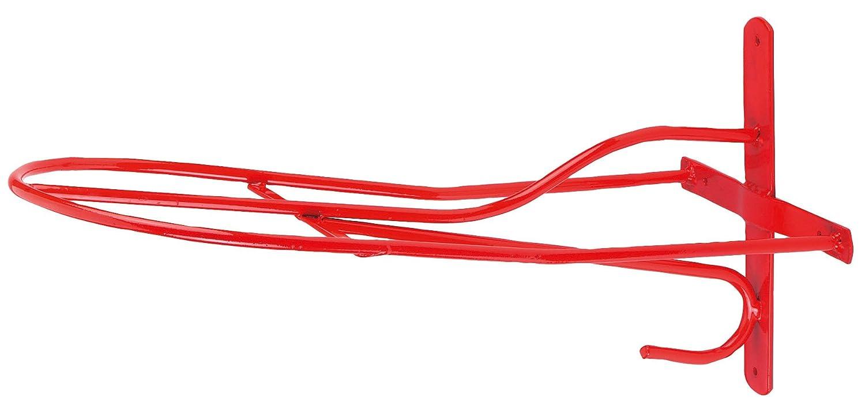Kerbl Support de Selle Anglaise pour É levage/Agriculture Urbaine Noir Rouge 3284