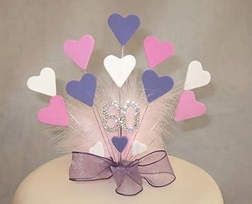 Cake Topper Deko Fur Geburtstagskuchen Mit Zahl 13 16 18 21