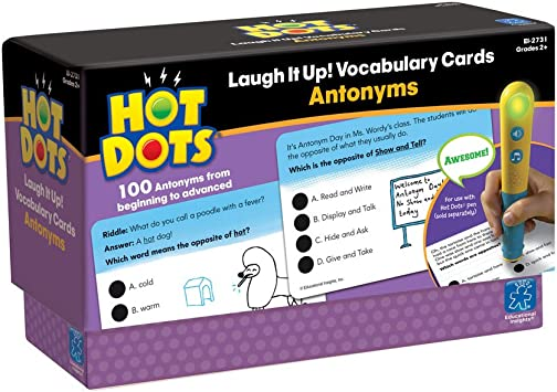 Educational Insights Hot Dots Reading Comprehension Making Inferences