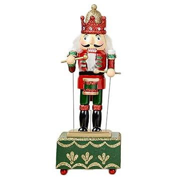 Amazon.com: zah 12 inch Navidad Ornamento Cascanueces de ...