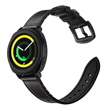 Amazon.com : HPChoice for Samsung Gear S4 Watch Band, 20mm ...