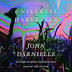 Universal Harvester Audiobook