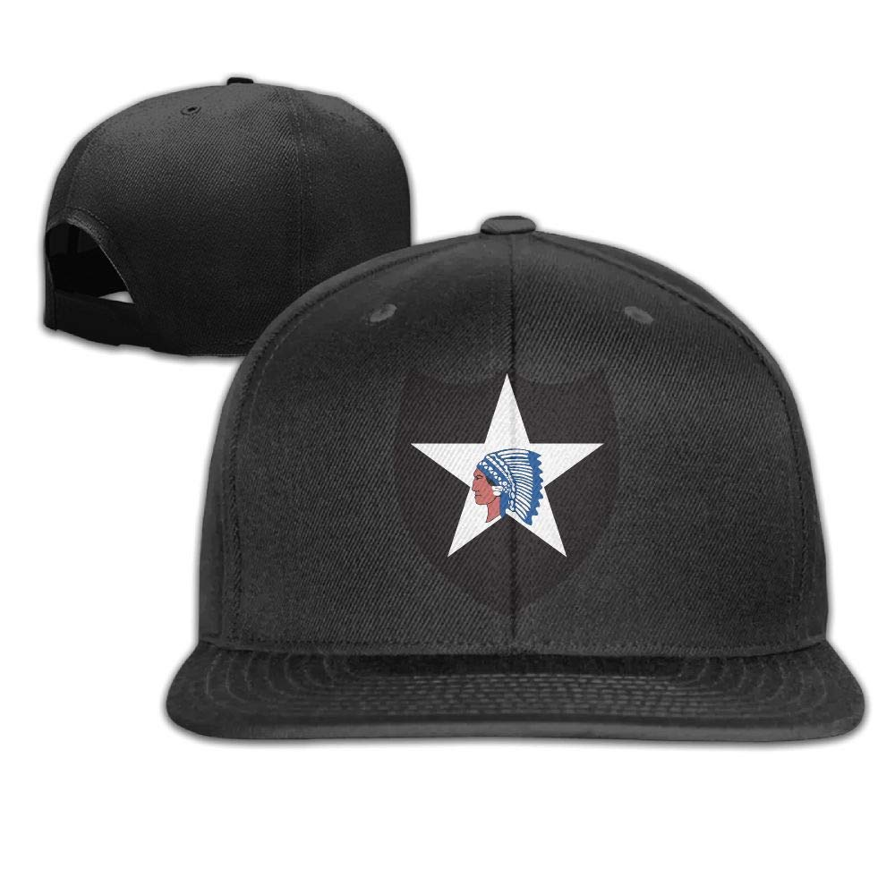 dfba457ad0123 DIALOBE U.S. Army 2nd Infantry Division Men s Flat Bill Hat Adjustable  Snapback Hat Baseball Cap