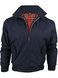SKYTEX UK Harrington Chaqueta: Amazon.es: Ropa y accesorios