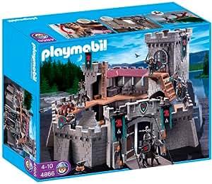 Playmobil Caballeros - Castillo caballeros (4866)