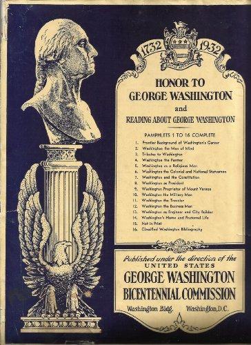Honor to George Washington