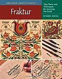 Fraktur, Ruthanne Hartung, 0811734153