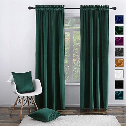 Deal of the week: Twin Six Super Soft Blackout Velvet Curtains
