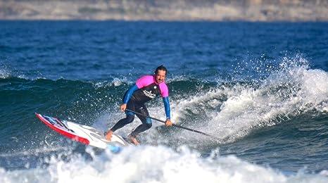 Paddle GanG Remo de Paddle Surf de Carbono 100% Remo de Altas prestaciones Fabricado con
