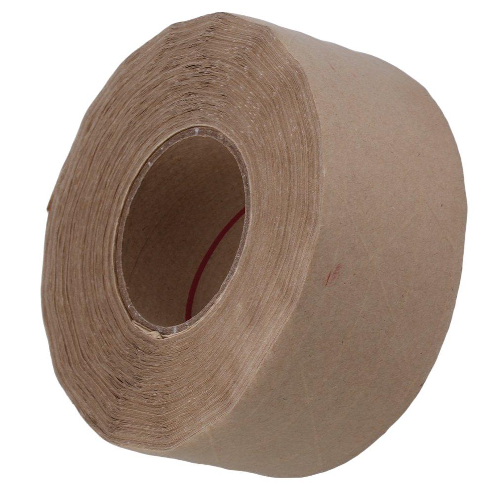 Ruban adh/ésif en papier kraft gomm/é Marron 50 m x 48 mm