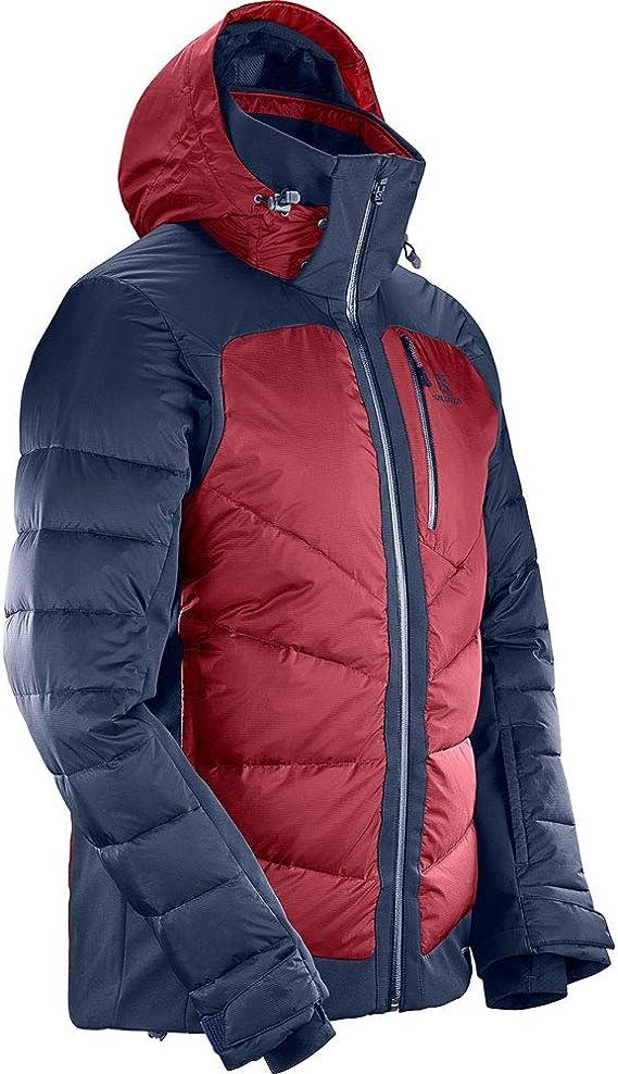 SALOMON Men's Iceshelf Jacket: : Bekleidung 3cj5I