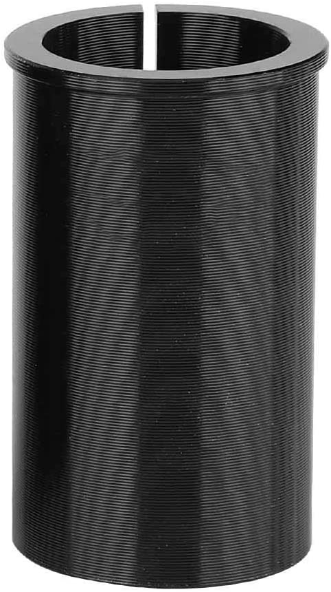 di/ámetro 30.4MM 350mm Tija de Sill/ín Asiento para Bicicleta MTB y Carretera Color Negro Material de Aleaci/ón Aluminio