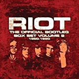 The Official Bootleg Box Set Volume 2: 1980-1990 /  Riot