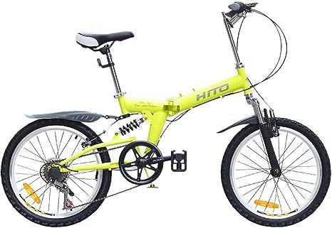 Bicicleta Bicicleta De Montaña Carretera Plegable Adulto ...