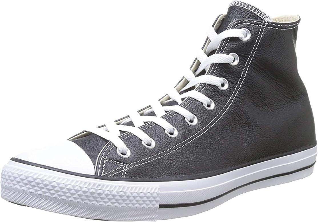 CONVERSE ALL STAR HI COLORE BLACK: Amazon.es: Zapatos y complementos