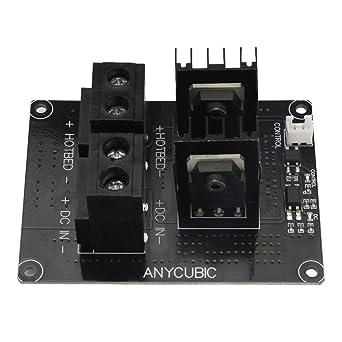 Anycubic - Módulo de control de alimentación de la cama ...