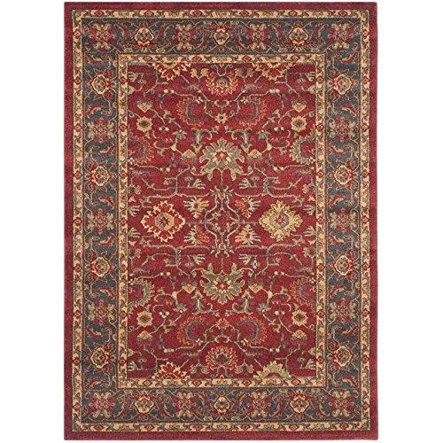 Mahal Persian Rugs Carpets - Safavieh Mahal Collection MAH693F Traditional Oriental Area Rug, 4' x 5'7