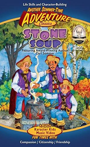 Stone Soup Adventure DVD