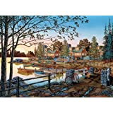 Cobble Hill Away from It All, 1000-Piece