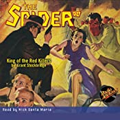 King of the Red Killers: The Spider #24 | Grant Stockbridge