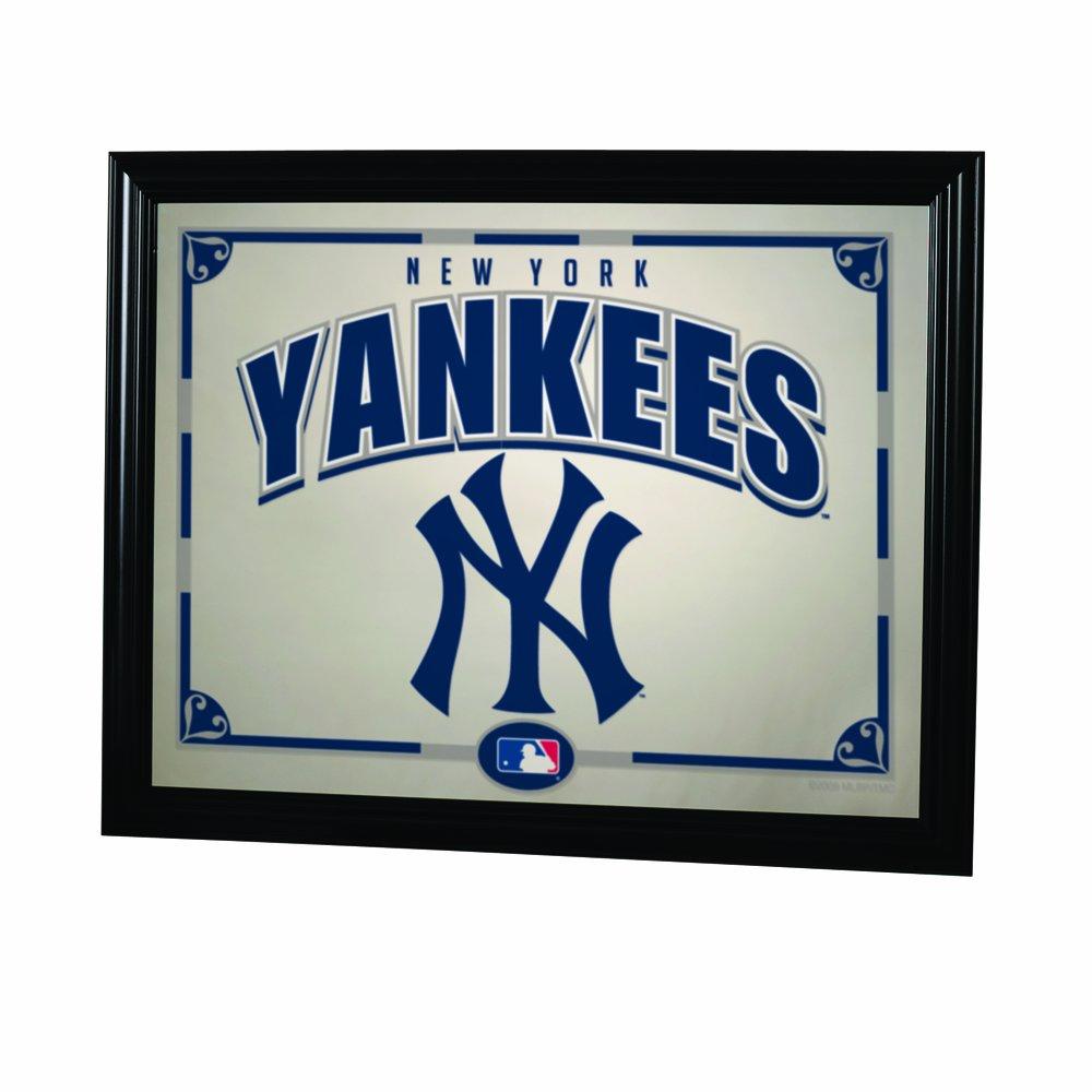 WinCraft NFL New York Giants Logo Crystal Mirror License Plate, 6 x 12 12520115