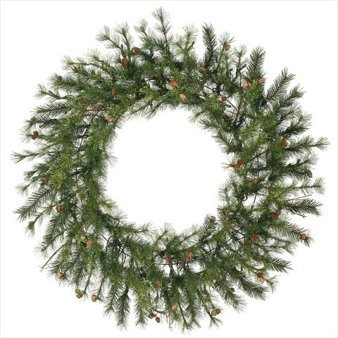 Northlight 60 in. Mixed Country Pine Artificial Christmas Wreath - Unlit