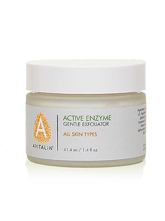 Amazon.com: avitalin Active enzima suave Exfoliator 41,4 ml ...