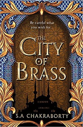 Image result for the city of brass uk version