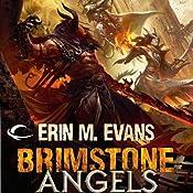 Brimstone Angels: A Forgotten Realms Novel   Erin M. Evans
