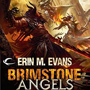 Brimstone Angels Audiobook