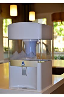 aquaspree exclusive 7 stage alkaline water filter premium quality 5 gallon countertop water system