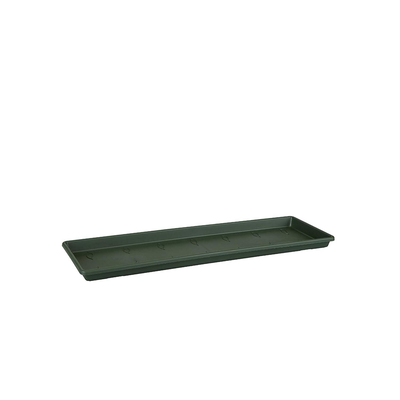 elho Green Basics Saucer Plato 21,5X21,5X3,1 cm Leaf Verde