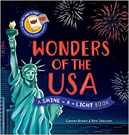 Image result for wonders of the usa shine a light book