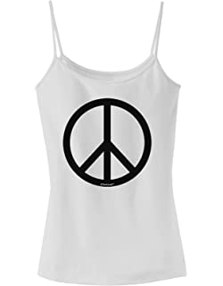 TooLoud Psychedelic Peace Muscle Shirt