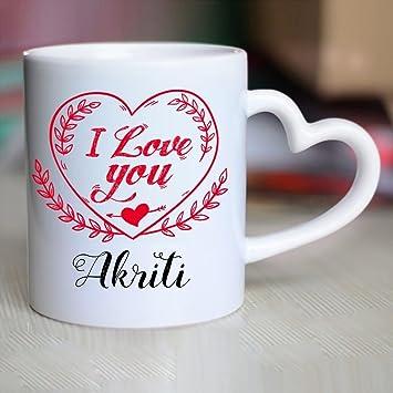 akriti name love