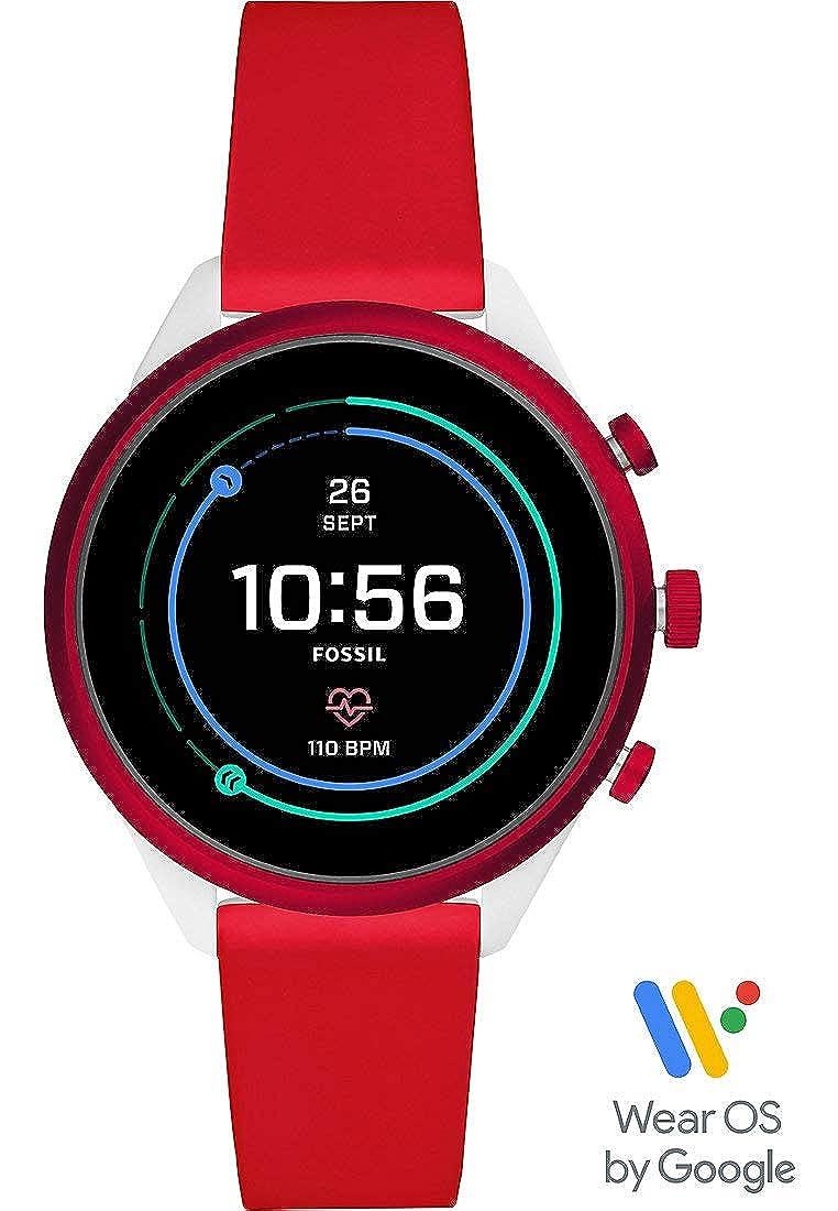 Fossil Sport Smartwatch - Wearables - FTW6052: Amazon.es ...