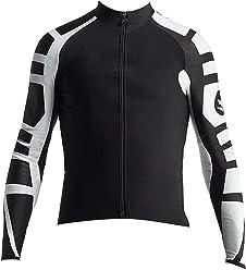 74b8a0c80fb Uglyfrog Newest Men s Winter Fleece Classical Long Sleeve Cycling Jersey  Triathlon Clothing