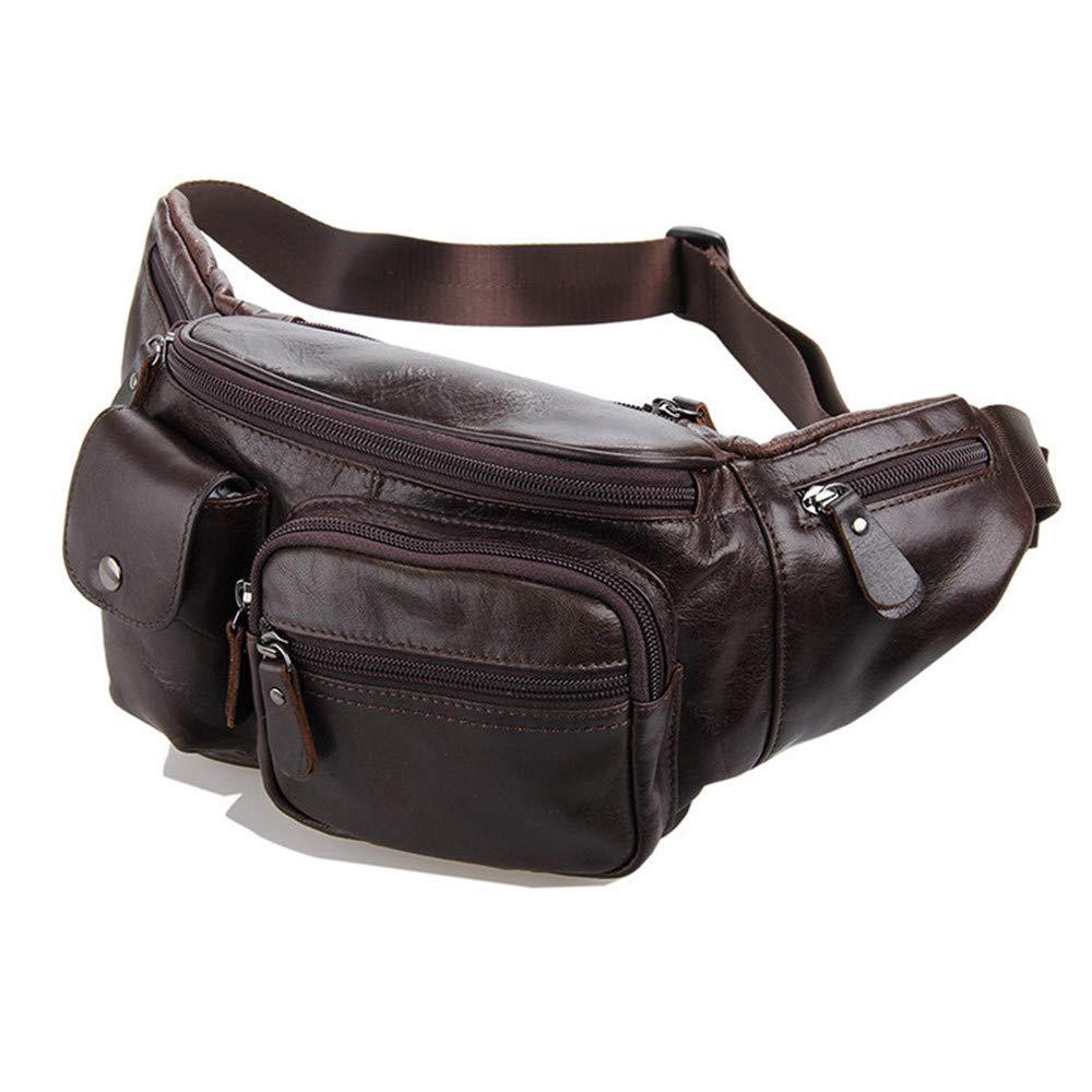 ATLILA Herren Taschen, bequem und langlebig zum Wandern, Laufen, Radfahren Outdoor-Sporttaschen, Ledertaschen, praktische Ledertaschen, Wochen des Einkaufens, Freizeittaschen