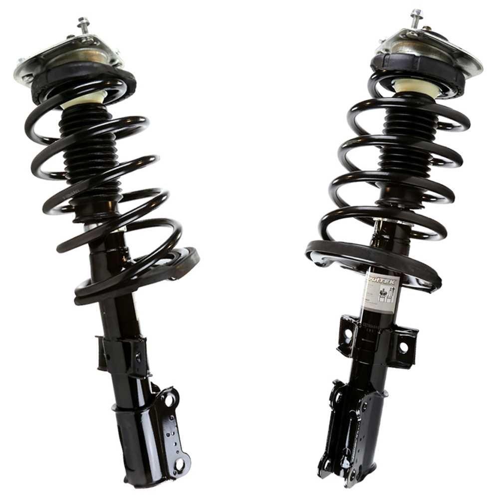 Prime Choice Auto Parts CST1004048PR Pair of Front Complete Strut Assemblies