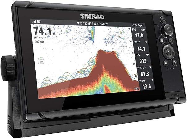 Simrad Cruise 9 GPS Sonda: Amazon.es: Electrónica