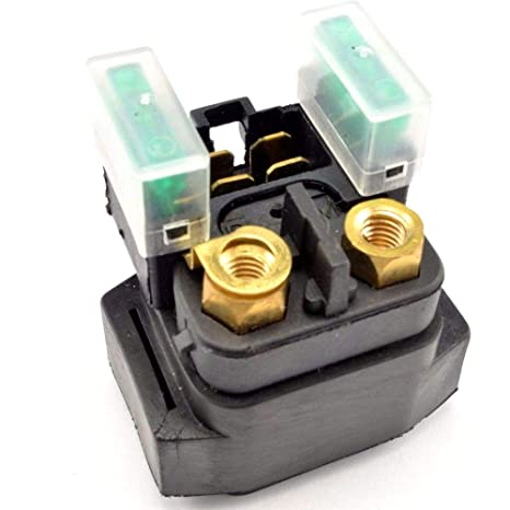 Auto Parts and Vehicles ATV, Side-by-Side & UTV Electrical Components High Quality Starter Relay Solenoid ATV For Yamaha GRIZZLY 350 400 450 2007~2009